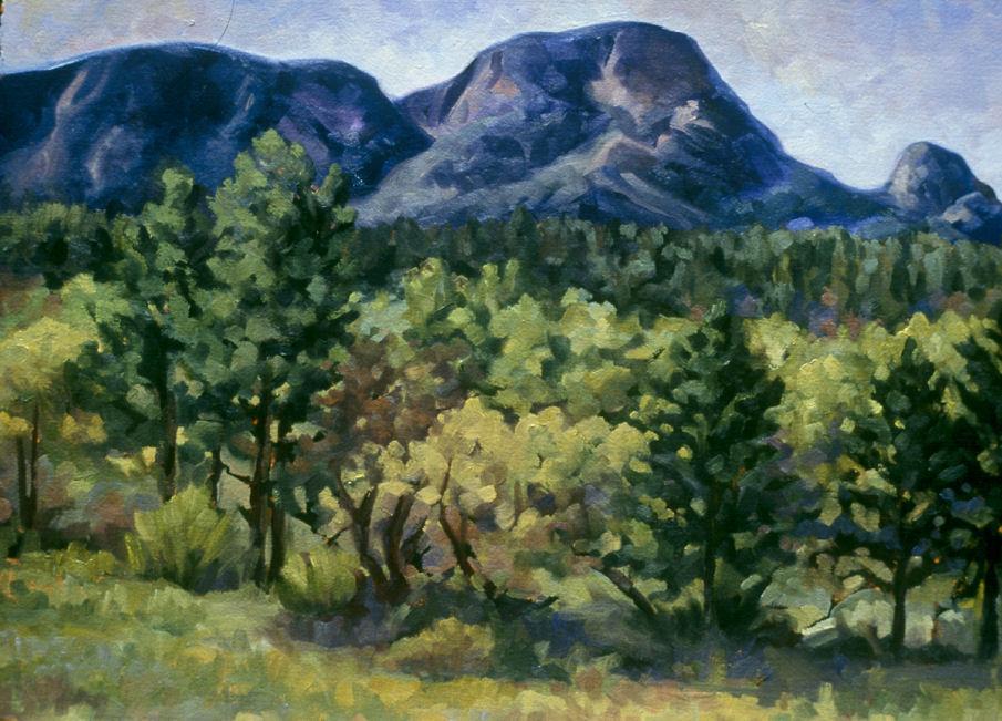 Hermits Peak 1
