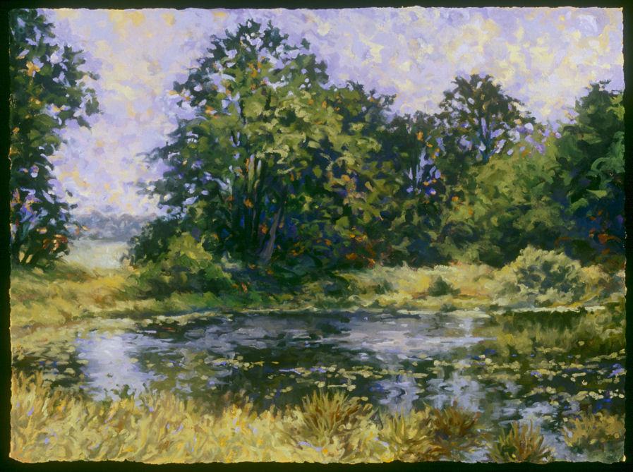 Pond at Daphne