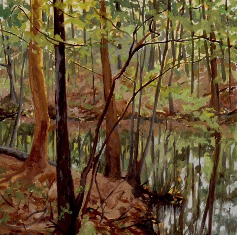 Spring Pond '07 [SOLD]