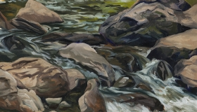 In Gihon River [SOLD]