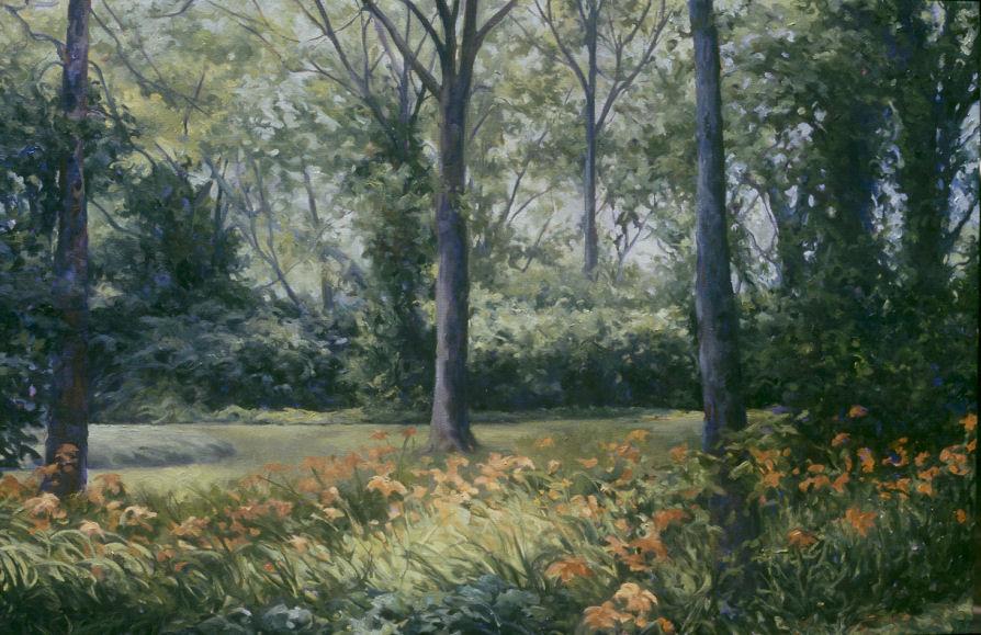 VH Garden Lillies